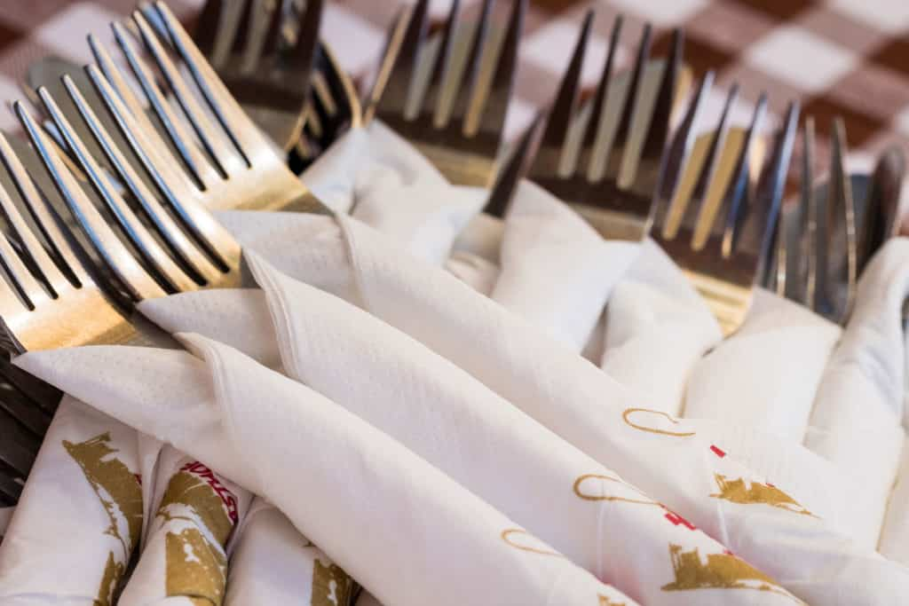 Genießen Sie traditionelle bayerische Schmankerl und internationale Spezialitäten im Hotel Gasthof Nutzkaser