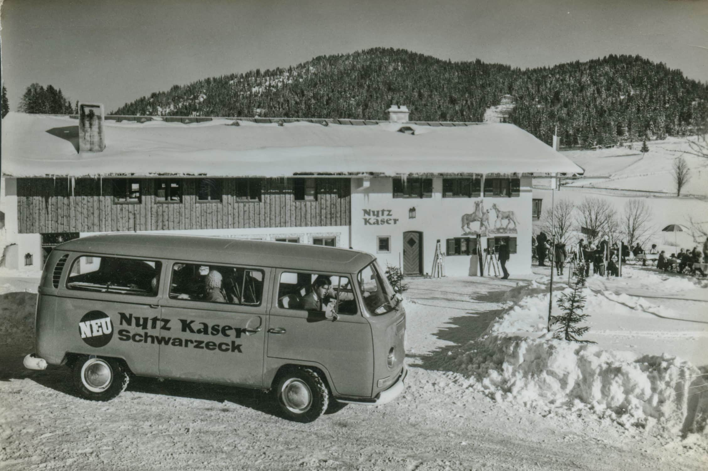 Hotel Gasthof Nutzkaser - Archivaufnahme